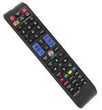 New Samsung TV Replaced Remote AA59-00784C Compatibe With AA59-00784A AA59-0784B BN59-01043A