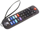 Roku-ready Universal Streaming Remote Work for Main Streaming Box, Roku 1 2 3, TCL Roku Tv, Sharp Roku Tv,direct Tv, Dish, Apple Tv, VIZIO smart TV and More