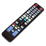 Universa Replacement Remote Control Fit for Samsung BD-D5300/ZA BD-D6500/ZA BD 3D Full HD Blu-Ray Disc DVD Player